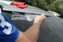 Московских лихачей будут выявлять по наклейкам на авто