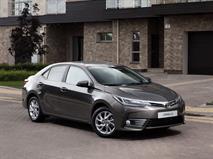 В Москве представили обновленную Toyota Corolla, фото 1