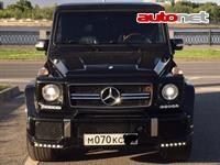 Mercedes-Benz G 500 4MATIC