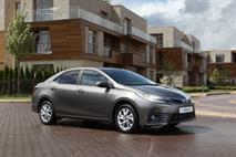 Обновленную Toyota Corolla оценили в рублях, фото 1