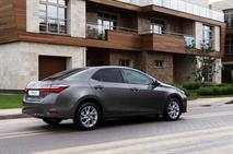 Обновленную Toyota Corolla оценили в рублях, фото 2
