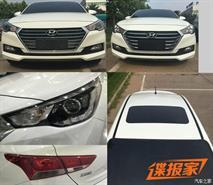 Рассекречен дизайн нового Hyundai Solaris, фото 3