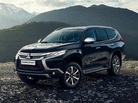 Новый Mitsubishi Pajero Sport поступил в продажу в РФ