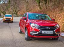 Столичный регион стал лидером по продажам Lada Xray