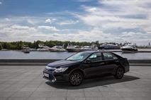 Toyota Camry получила навигатор от «Яндекса», фото 1