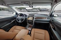 Toyota Camry получила навигатор от «Яндекса», фото 2