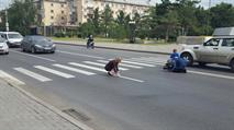 На испытаниях дорог в Омске журналисты сломали Lada Xray, фото 2