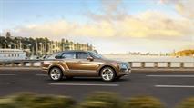Продажи Bentley выросли в РФ на 50%, фото 1