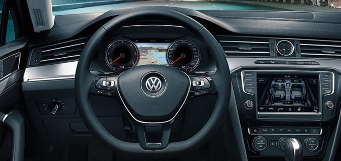 Обзор Volkswagen Passat 2016, фото 1