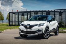 Новый Renault Kaptur стал доступен с вариатором, фото 1