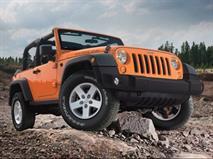 Jeep Wrangler признали в России лучшей машиной для перепродажи, фото 1