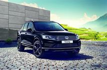 Российский Volkswagen Touareg получил спецверсию, фото 1