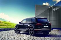 Российский Volkswagen Touareg получил спецверсию, фото 2