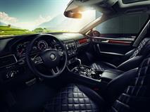 Российский Volkswagen Touareg получил спецверсию, фото 3