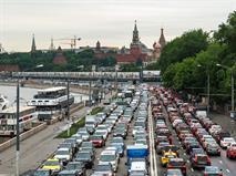 В сентябре Москва встанет в 9-балльных пробках, фото 1