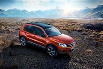 «Прощальный» VW Tiguan подешевел на 150 тыс. рублей, фото 1
