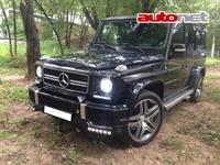 Mercedes-Benz G 500 4MATIC