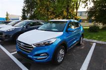 Новый Hyundai Tucson начали собирать в России, фото 1