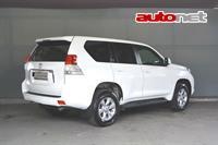 Toyota Land Cruiser Prado 3.0 TD 4WD