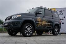 Модернизированный УАЗ «Патриот» появится в октябре, фото 1