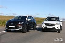 Hyundai Creta выбил из ТОП-25 своего главного конкурента, фото 1