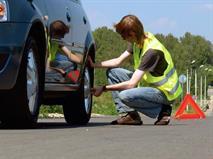 Водителей заставят носить светоотражающие жилеты