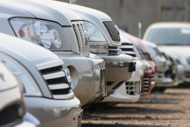 Летом продажи на русском рынке поддержанных машин возросли