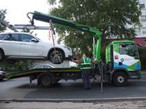 В Москве стали реже эвакуировать автомобили, фото 1