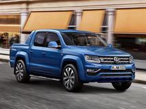 VW Amarok обновился и подорожал на 300 тыс. рублей