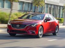 Mazda6 подорожала на 40 тыс. рублей после обновления