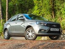 Lada Vesta вошла в ТОП-100 автомобилей Европы