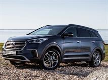 Hyundai Grand Santa Fe обновился и подорожал, фото 1