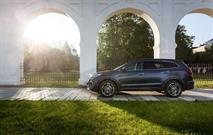 Hyundai Grand Santa Fe обновился и подорожал, фото 2