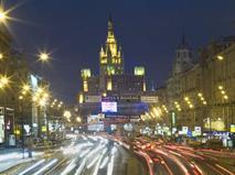 Скорость в Москве снизят до 50 км/ч