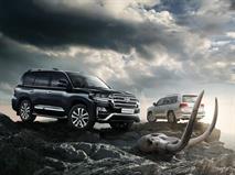 Toyota предложила россиянам особо роскошный Land Cruiser, фото 1