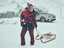 Покупателям Subaru Outback и Forester подарят зимнюю резину, фото 1