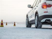 Штраф за летние шины зимой составит 2 тысячи рублей