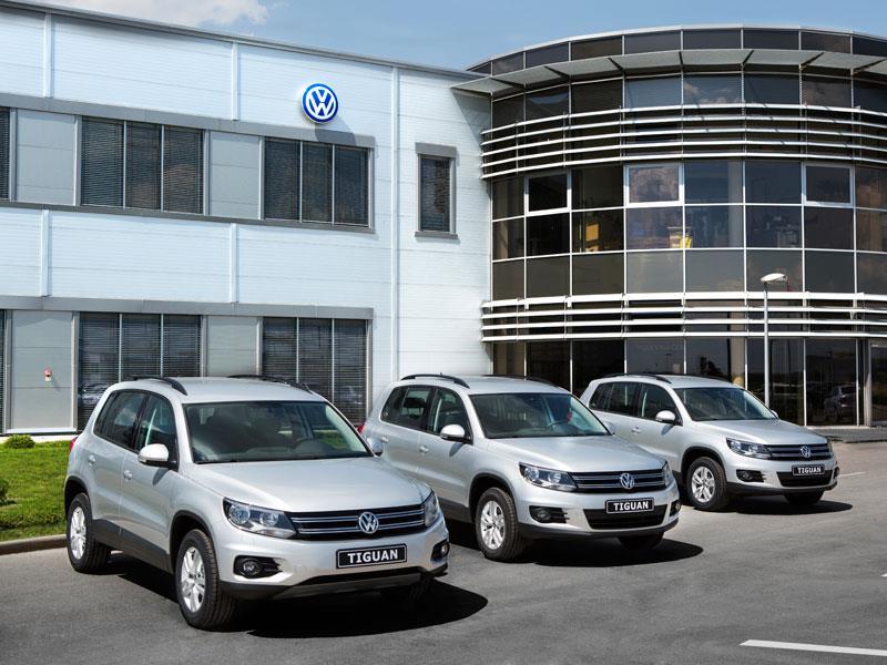 Назаводе VW вКалуге вышла партия авто сбракованными моторами