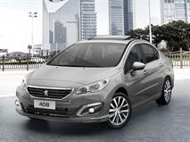 В 2017 году в РФ приедет новый Peugeot 408