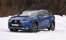 В России отзывают Lexus NX из-за проблем с тормозами, фото 1