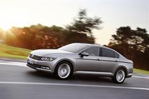 В России появился дизельный VW Passat, фото 1