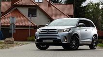 Toyota Highlander подорожал на полмиллиона рублей, фото 1