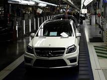 Подмосковный завод Mercedes начнут строить в 2018 году