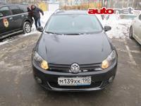 Volkswagen Golf VI 1.2 TSI