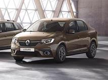 Салон обновленного Renault Logan показали на фото