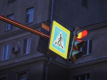 Светодиодные ленты сделают московские светофоры заметнее