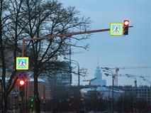 Светодиодные ленты сделают московские светофоры заметнее, фото 1