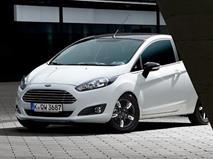 Российские Focus и Fiesta получат бело-черную комплектацию