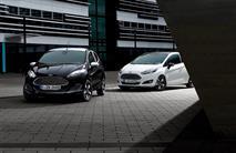 Российские Focus и Fiesta получат бело-черную комплектацию, фото 1