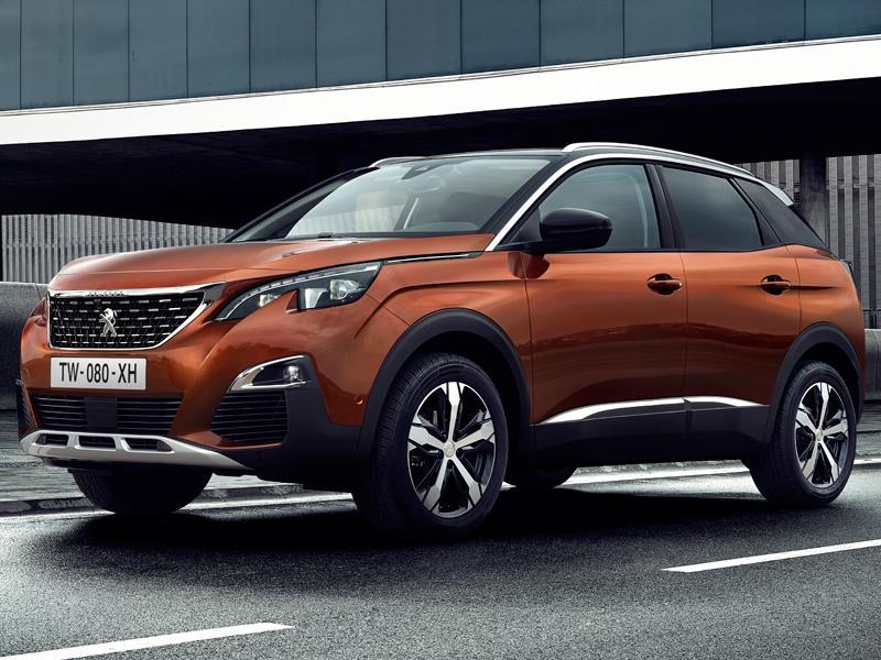 Автомобильные новинки  Новый Peugeot 3008 приедет в Россию в мае 61c3f663a2acb